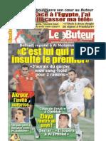 LE BUTEUR PDF du 08/02/2010