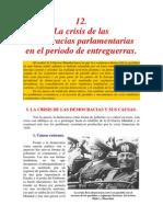 Crisis Democracia