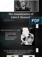 kennedy assassination presentation pps