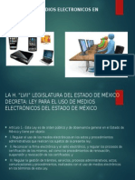 Los Medios Electronicos en Mexico