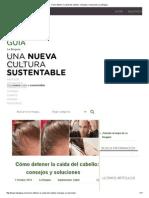 Cómo Detener La Caída Del Cabello_ Consejos y Soluciones _ La Bioguía