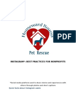 HBP Instagram Best Practices