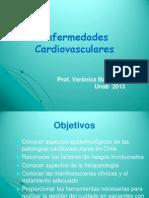 Clase 1 - Enfermedades Cardivoasculares