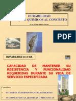 Durabilidad en El Concreto(universidad nacional de ingeniara)