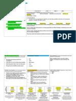 unit planner mathematics standard 3