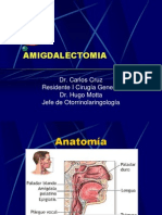 Amigdalectomia