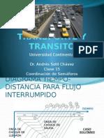 Transportes Clase 16 Coordinacion de Semaforos