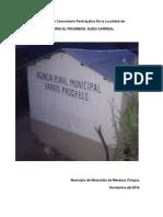 070570589 Diagnostico de El Progreso, Carrizal