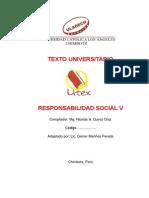 Responsabilidad Social V