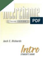 Interchange Intro Third Edition PDF