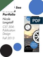 study at sea portfolio