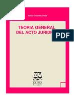 Cifuentes Ramon-Teoría General Del Acto Jurídico