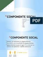 Componente Social