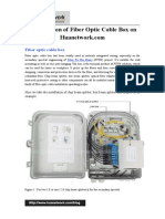 Low Price on Fiber Optic Cable Box