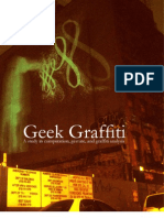 Geek Graffiti
