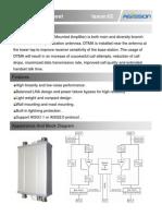 DTMA900 Datasheet