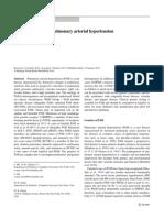 The Genetic Basis of Pulmonary Arterial Hypertension (1)