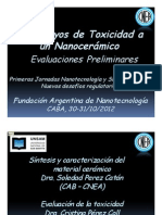 Jornadas FAN Perez Catan y Perez Coll 1a Parte