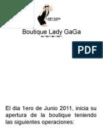 Boutique Mr Gaga