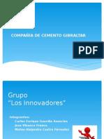 4. . Caso 1 Empresa Gibraltar
