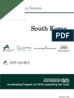 AVPN Country Session 2 - Korea Session (Presentation)