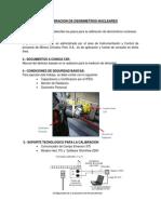 Instructivo Calibracion de Densimetro Rev.0001