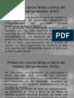 Protecciones de Generador Parte 3