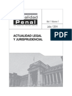 Revista de Derecho Penal