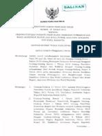 PKPU No.10 Tahun 2015