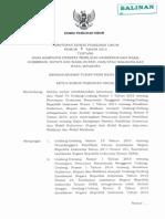 PKPU No. 8 Tahun 2015
