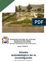 Expo1 Diseño metodológico