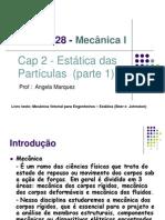CAP 2 - Estatica Das Partículas- Parte 1