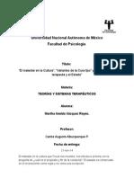 TEORÍAS Y SISTEMAS TERAPÉUTICOS.El malestar en la cultura (Autoguardado).docx