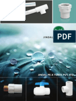 Jindal UPVC Plus - Catalog 2015