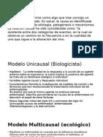 Biologicismo y Ecologicismo
