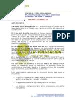 Asesoria Legal Informativa Sgsst
