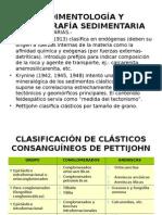 Sedimentología y Petrografía Sedimentaria