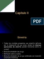 Mineralogia I (Unidad II)