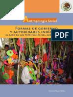 Cdi Formas de Gobierno Autoridades Indigenas Tepehuanos Durango