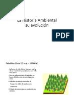 Evolucion Del Problema Ambiental