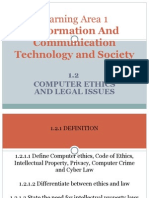 La1 1 2 Computer Ethics and Legal Issues f4