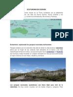 Ecoturismo en Oceanía