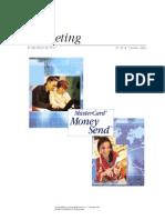 MoneySend Brochure