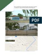 Hose reel system for primary school at Alor Setar Kedah