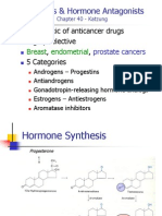 Cancer Drugs - Hormone