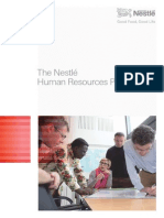 The Nestle Hr Policy PDF 2012