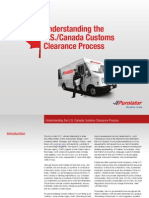 Understanding the US and Canada Customs Clearance Process