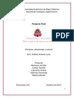 Proyecto Final Sweetness Factory Pasteleria