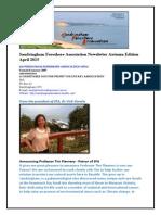 SFA E-Newsletter April Autumn 2015