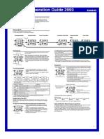 Casio2993 Manual